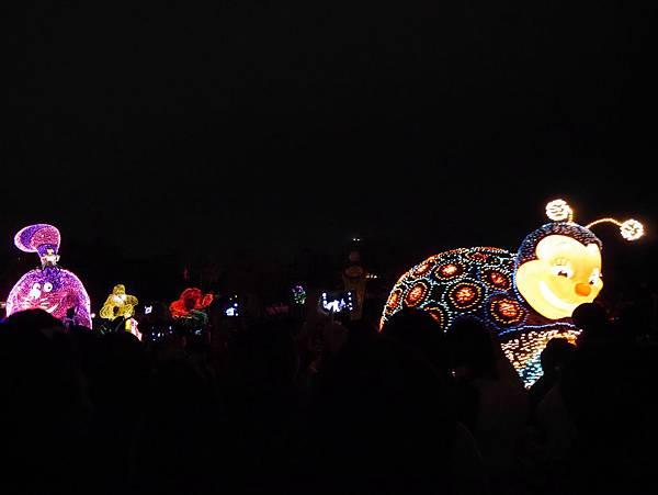 Tokyo Disneyland 東京迪士尼樂園 夜間遊行 東京迪士尼夢之光夜間遊行 (18)