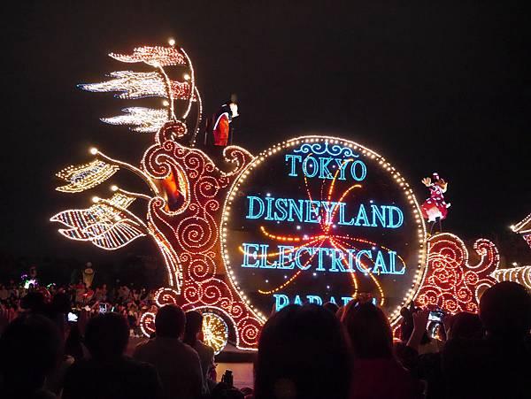 Tokyo Disneyland 東京迪士尼樂園 夜間遊行 東京迪士尼夢之光夜間遊行 (15)