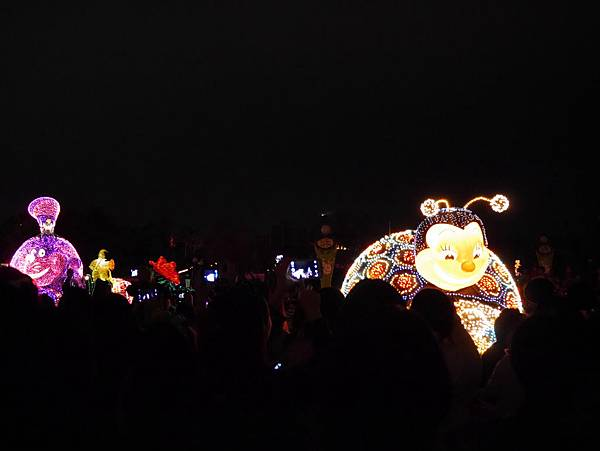 Tokyo Disneyland 東京迪士尼樂園 夜間遊行 東京迪士尼夢之光夜間遊行 (17)