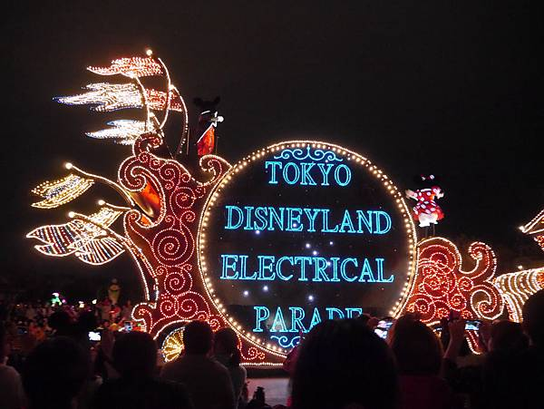 Tokyo Disneyland 東京迪士尼樂園 夜間遊行 東京迪士尼夢之光夜間遊行 (14)