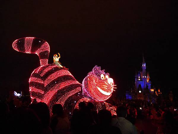 Tokyo Disneyland 東京迪士尼樂園 夜間遊行 東京迪士尼夢之光夜間遊行 (21)