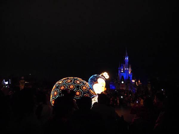 Tokyo Disneyland 東京迪士尼樂園 夜間遊行 東京迪士尼夢之光夜間遊行 (19)