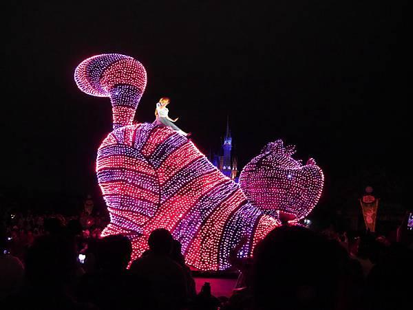 Tokyo Disneyland 東京迪士尼樂園 夜間遊行 東京迪士尼夢之光夜間遊行 (22)