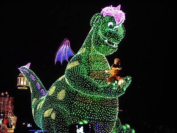 Tokyo Disneyland 東京迪士尼樂園 夜間遊行 東京迪士尼夢之光夜間遊行 (28)
