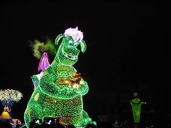 Tokyo Disneyland 東京迪士尼樂園 夜間遊行 東京迪士尼夢之光夜間遊行 (25)