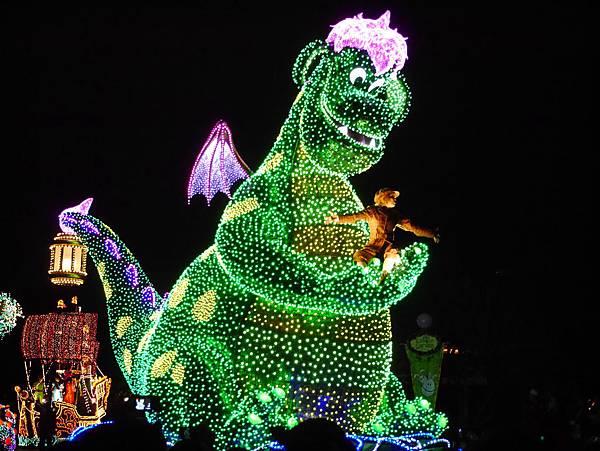 Tokyo Disneyland 東京迪士尼樂園 夜間遊行 東京迪士尼夢之光夜間遊行 (27)