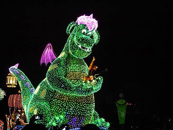 Tokyo Disneyland 東京迪士尼樂園 夜間遊行 東京迪士尼夢之光夜間遊行 (26)