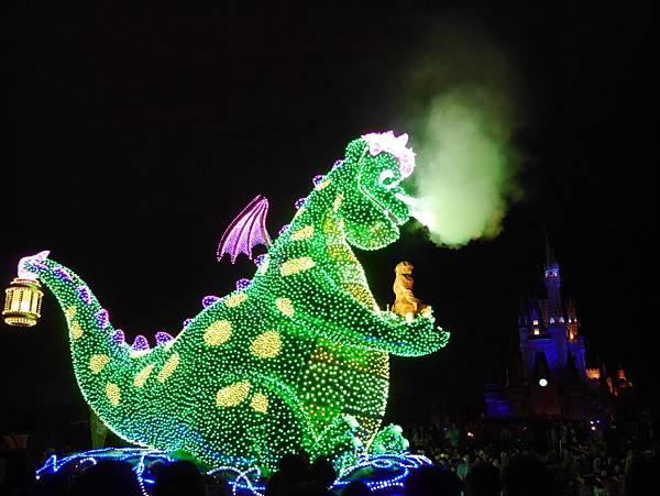 Tokyo Disneyland 東京迪士尼樂園 夜間遊行 東京迪士尼夢之光夜間遊行 (29)