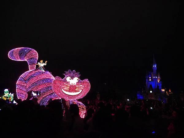 Tokyo Disneyland 東京迪士尼樂園 夜間遊行 東京迪士尼夢之光夜間遊行 (20)