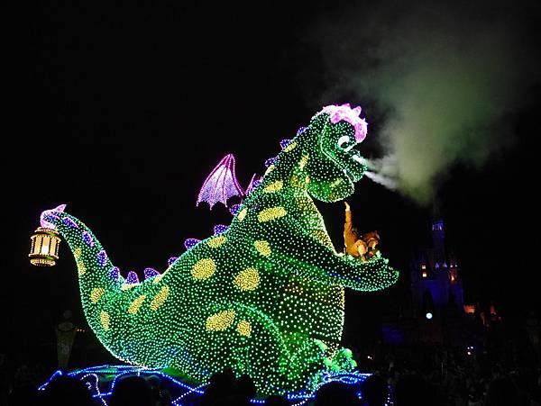 Tokyo Disneyland 東京迪士尼樂園 夜間遊行 東京迪士尼夢之光夜間遊行 (30)