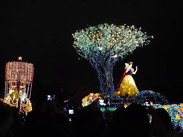 Tokyo Disneyland 東京迪士尼樂園 夜間遊行 東京迪士尼夢之光夜間遊行 (32)