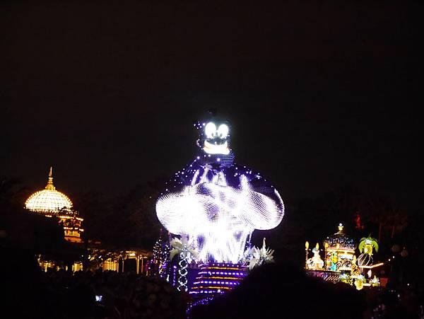Tokyo Disneyland 東京迪士尼樂園 夜間遊行 東京迪士尼夢之光夜間遊行 (43)