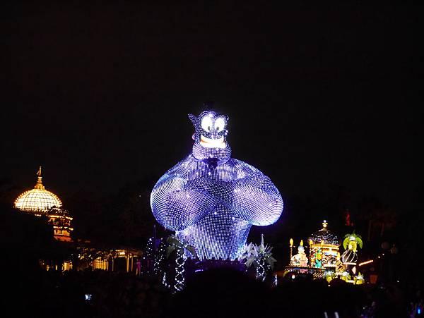Tokyo Disneyland 東京迪士尼樂園 夜間遊行 東京迪士尼夢之光夜間遊行 (44)