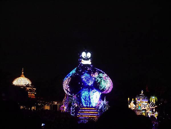 Tokyo Disneyland 東京迪士尼樂園 夜間遊行 東京迪士尼夢之光夜間遊行 (42)
