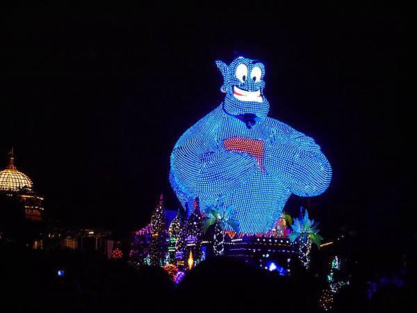 Tokyo Disneyland 東京迪士尼樂園 夜間遊行 東京迪士尼夢之光夜間遊行 (45)