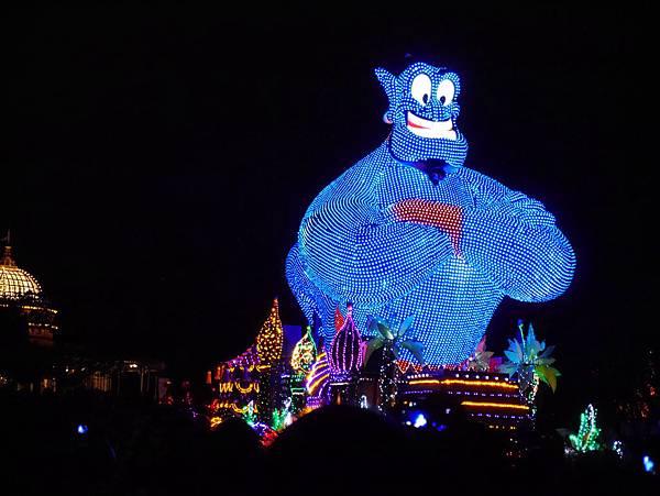 Tokyo Disneyland 東京迪士尼樂園 夜間遊行 東京迪士尼夢之光夜間遊行 (47)