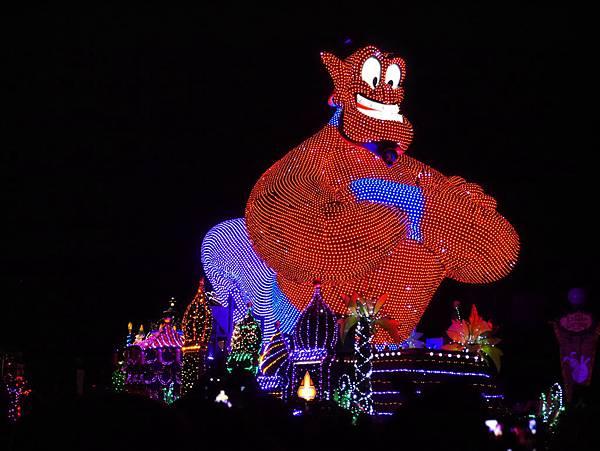 Tokyo Disneyland 東京迪士尼樂園 夜間遊行 東京迪士尼夢之光夜間遊行 (49)
