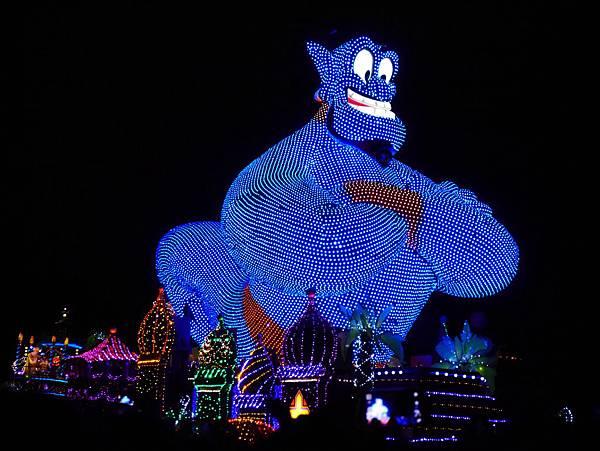 Tokyo Disneyland 東京迪士尼樂園 夜間遊行 東京迪士尼夢之光夜間遊行 (50)