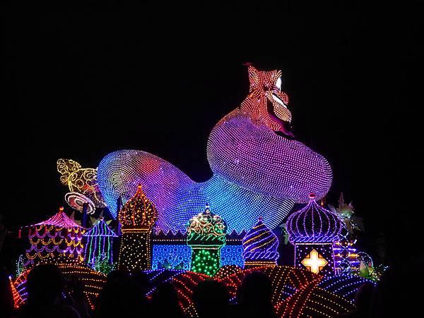Tokyo Disneyland 東京迪士尼樂園 夜間遊行 東京迪士尼夢之光夜間遊行 (55)