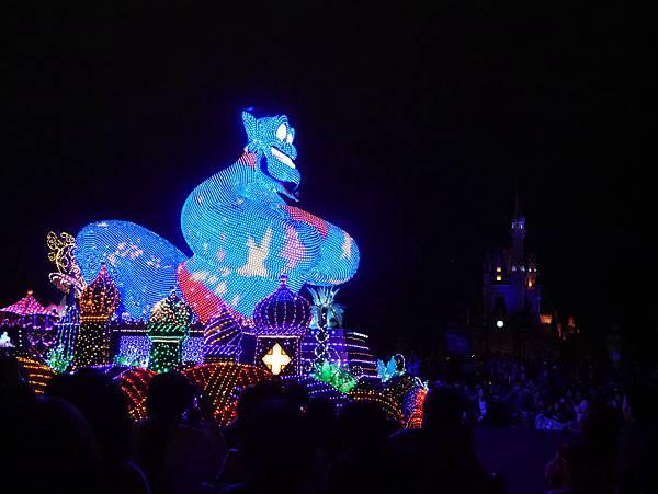 Tokyo Disneyland 東京迪士尼樂園 夜間遊行 東京迪士尼夢之光夜間遊行 (53)