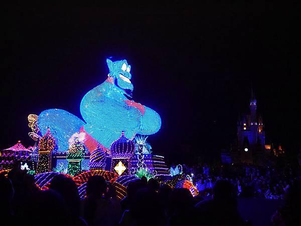 Tokyo Disneyland 東京迪士尼樂園 夜間遊行 東京迪士尼夢之光夜間遊行 (52)