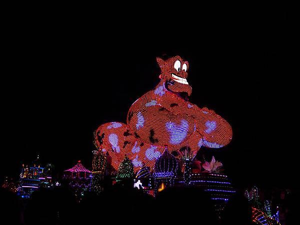 Tokyo Disneyland 東京迪士尼樂園 夜間遊行 東京迪士尼夢之光夜間遊行 (51)