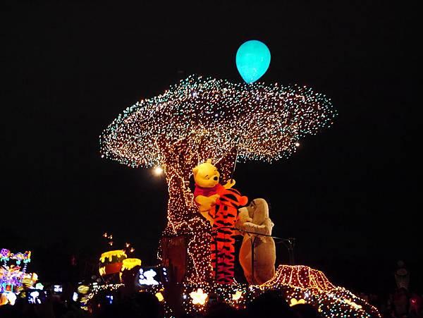 Tokyo Disneyland 東京迪士尼樂園 夜間遊行 東京迪士尼夢之光夜間遊行 (66)