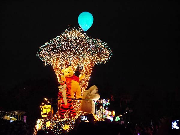 Tokyo Disneyland 東京迪士尼樂園 夜間遊行 東京迪士尼夢之光夜間遊行 (64)