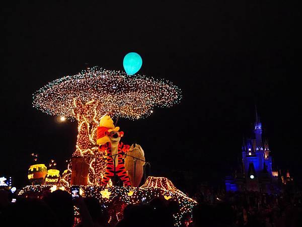 Tokyo Disneyland 東京迪士尼樂園 夜間遊行 東京迪士尼夢之光夜間遊行 (67)