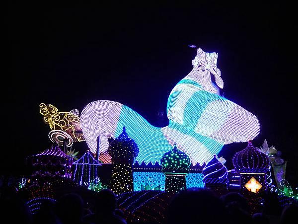 Tokyo Disneyland 東京迪士尼樂園 夜間遊行 東京迪士尼夢之光夜間遊行 (56)