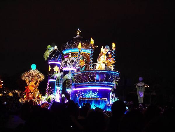 Tokyo Disneyland 東京迪士尼樂園 夜間遊行 東京迪士尼夢之光夜間遊行 (58)