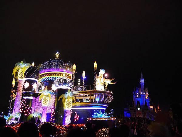 Tokyo Disneyland 東京迪士尼樂園 夜間遊行 東京迪士尼夢之光夜間遊行 (62)