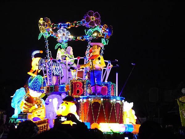 Tokyo Disneyland 東京迪士尼樂園 夜間遊行 東京迪士尼夢之光夜間遊行 (70)