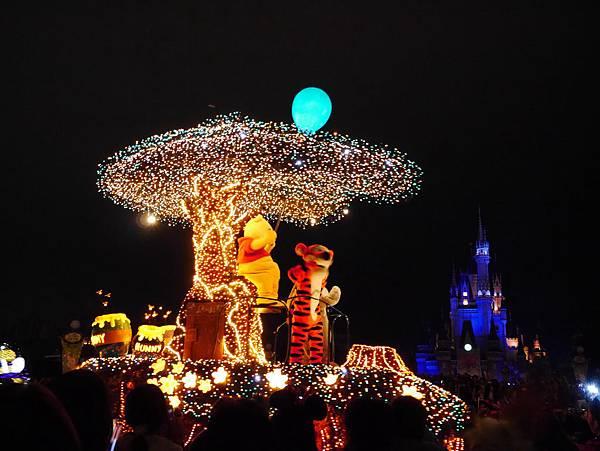 Tokyo Disneyland 東京迪士尼樂園 夜間遊行 東京迪士尼夢之光夜間遊行 (68)