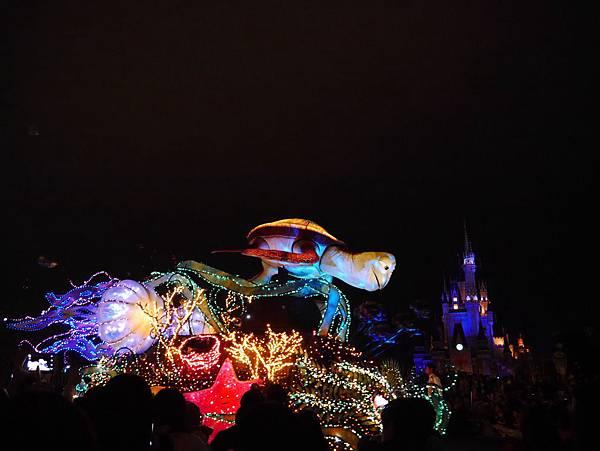 Tokyo Disneyland 東京迪士尼樂園 夜間遊行 東京迪士尼夢之光夜間遊行 (79)
