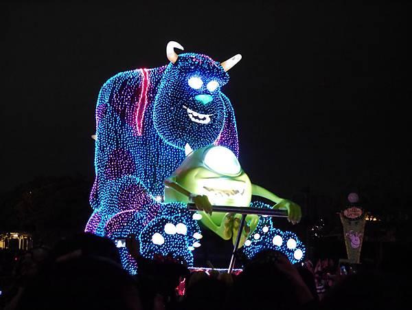 Tokyo Disneyland 東京迪士尼樂園 夜間遊行 東京迪士尼夢之光夜間遊行 (82)