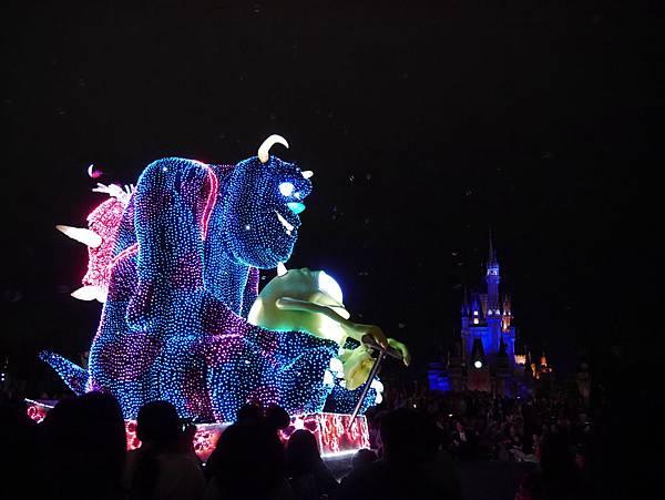 Tokyo Disneyland 東京迪士尼樂園 夜間遊行 東京迪士尼夢之光夜間遊行 (86)
