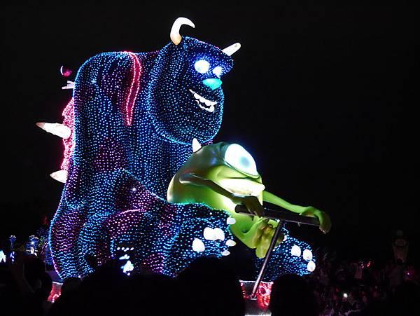 Tokyo Disneyland 東京迪士尼樂園 夜間遊行 東京迪士尼夢之光夜間遊行 (84)