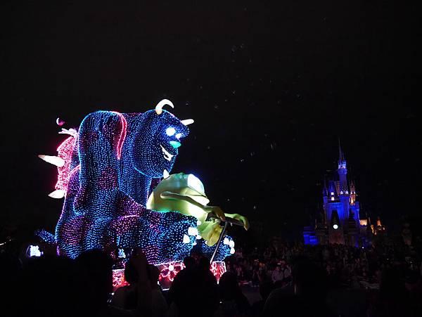 Tokyo Disneyland 東京迪士尼樂園 夜間遊行 東京迪士尼夢之光夜間遊行 (85)
