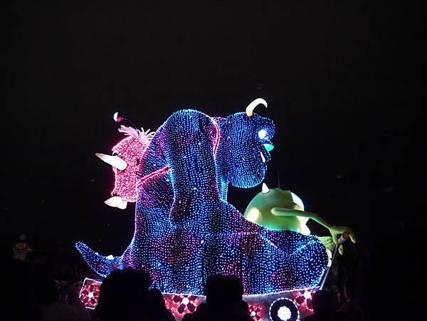 Tokyo Disneyland 東京迪士尼樂園 夜間遊行 東京迪士尼夢之光夜間遊行 (87)