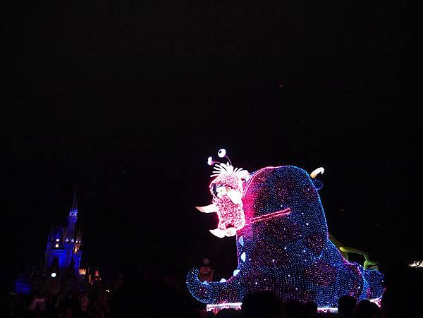 Tokyo Disneyland 東京迪士尼樂園 夜間遊行 東京迪士尼夢之光夜間遊行 (89)