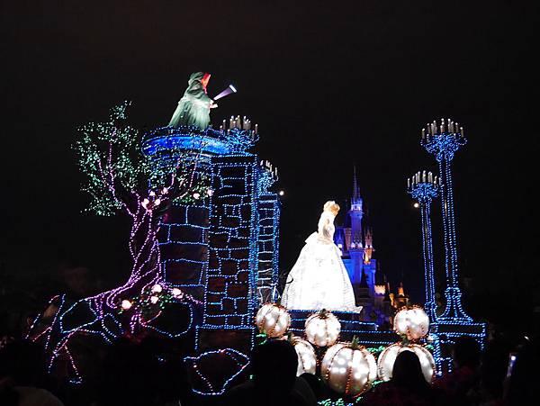 Tokyo Disneyland 東京迪士尼樂園 夜間遊行 東京迪士尼夢之光夜間遊行 (93)