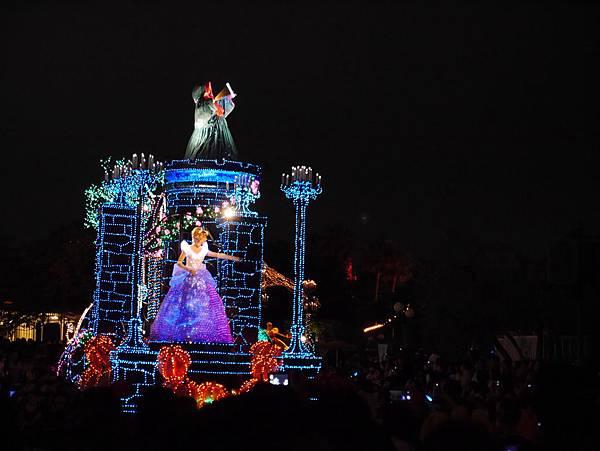 Tokyo Disneyland 東京迪士尼樂園 夜間遊行 東京迪士尼夢之光夜間遊行 (91)