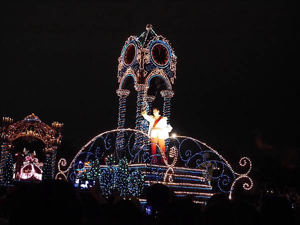 Tokyo Disneyland 東京迪士尼樂園 夜間遊行 東京迪士尼夢之光夜間遊行 (94)