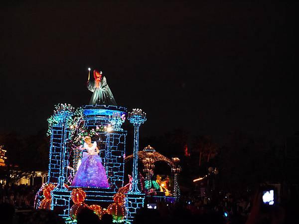 Tokyo Disneyland 東京迪士尼樂園 夜間遊行 東京迪士尼夢之光夜間遊行 (90)