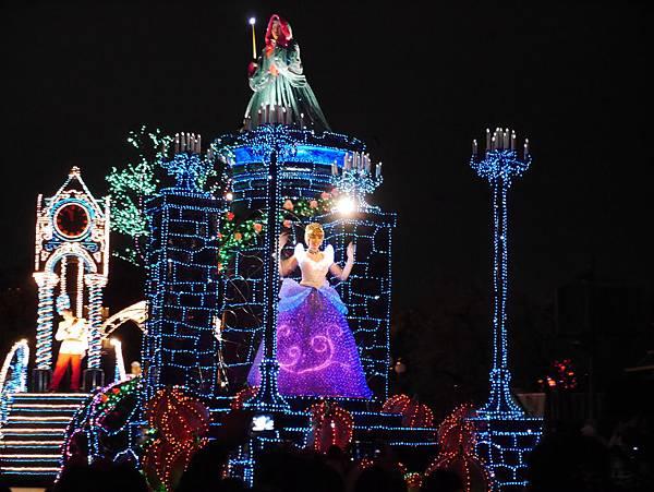 Tokyo Disneyland 東京迪士尼樂園 夜間遊行 東京迪士尼夢之光夜間遊行 (92)