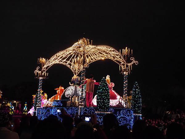 Tokyo Disneyland 東京迪士尼樂園 夜間遊行 東京迪士尼夢之光夜間遊行 (97)