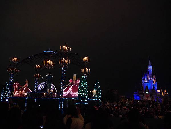 Tokyo Disneyland 東京迪士尼樂園 夜間遊行 東京迪士尼夢之光夜間遊行 (99)