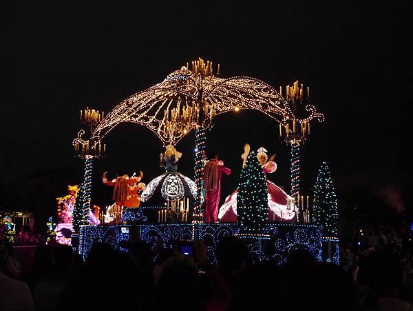 Tokyo Disneyland 東京迪士尼樂園 夜間遊行 東京迪士尼夢之光夜間遊行 (98)