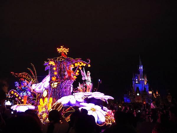 Tokyo Disneyland 東京迪士尼樂園 夜間遊行 東京迪士尼夢之光夜間遊行 (100)